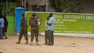 Kenya's Garissa university reopens 9 months after attack