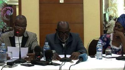 RCA : des candidats demandent l'arrêt des opérations électorales