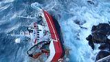 Norvegia: salvataggio di un peschereccio
