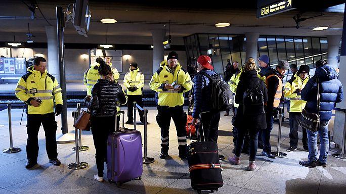 Дания вслед за Швецией восстановила контроль на границе с ФРГ