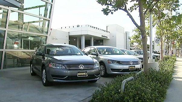 ABD Volkswagen'a dava açtı