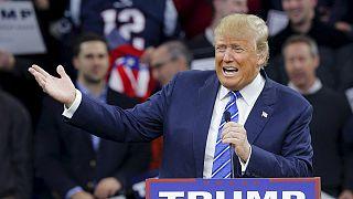 Trump az illegális bevándorlással kampányol
