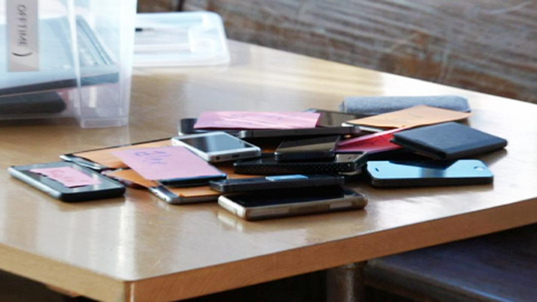 Terapia para os viciados em smartphones