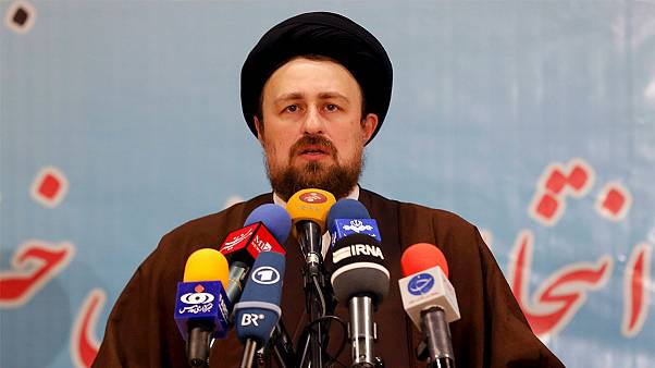 حسن خمینی در آزمون خبرگان شرکت نکرد