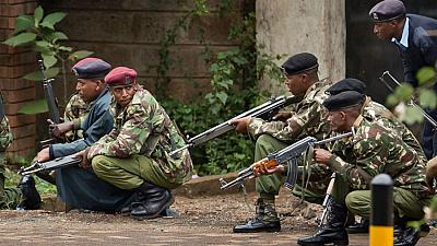 Kenya police on the hunt for terror suspects