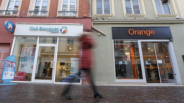 Összeolvadásról tárgyal a francia Bouygues és az Orange
