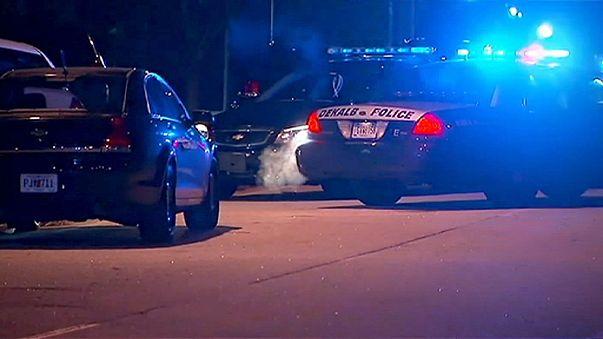 الشرطة في أطلنطا تنهي تحرر رهائن