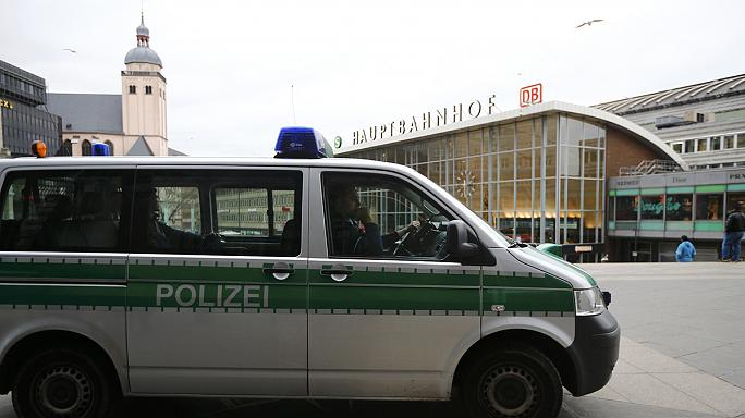Almanya toplu taciz saldırısının şokunda