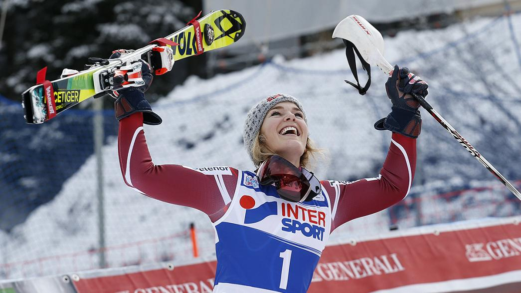 Sci, CdM: Loeseth riporta in vetta la Norvegia, trionfando nello slalom a S.Caterina