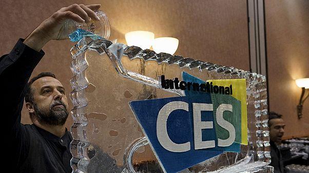 دنیای تکنولوژی خیره به نمایشگاه محصولات الکترونیک لاس وگاس