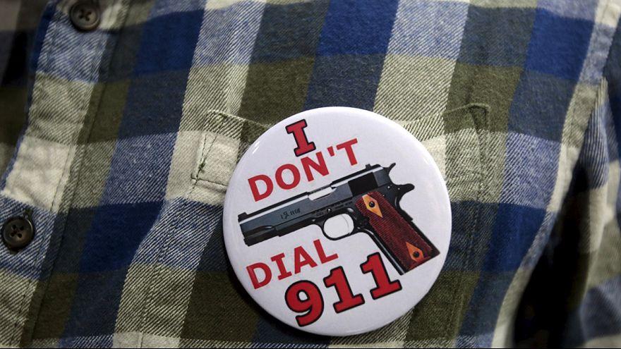 Gun Control America's tragic labour pains