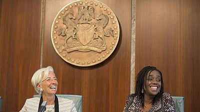 Le Nigeria n'a pas besoin de prêt selon la DG du FMI
