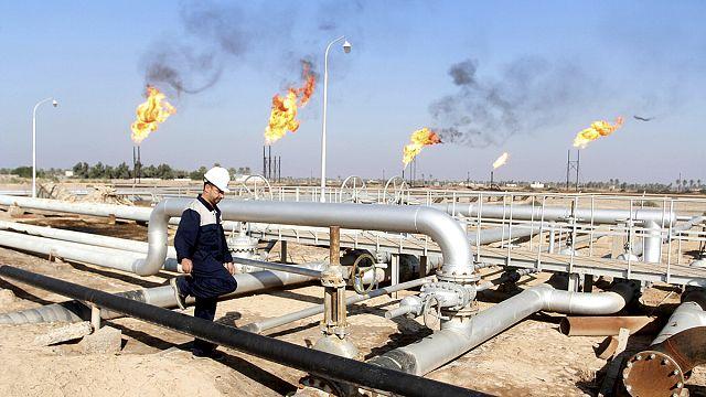 البيانات الصينية الضعيفة تؤدي إلى تراجع أسعار النفط