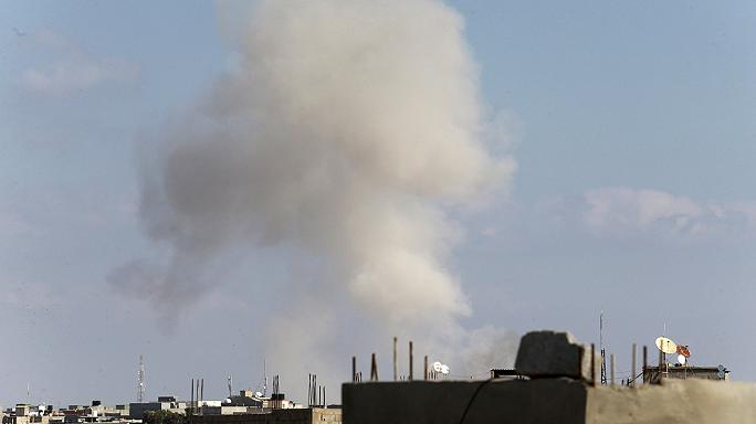 داعش يستأنف قصف ميناء السدرة النفطي في ليبيا