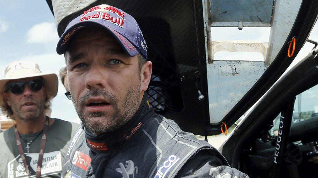 Dakar: Loeb soma e segue, Benavides faz história
