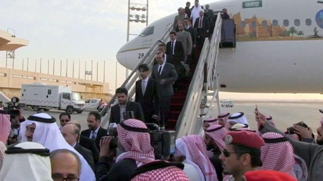 Arábia Saudita: Diplomatas retornam a Riade