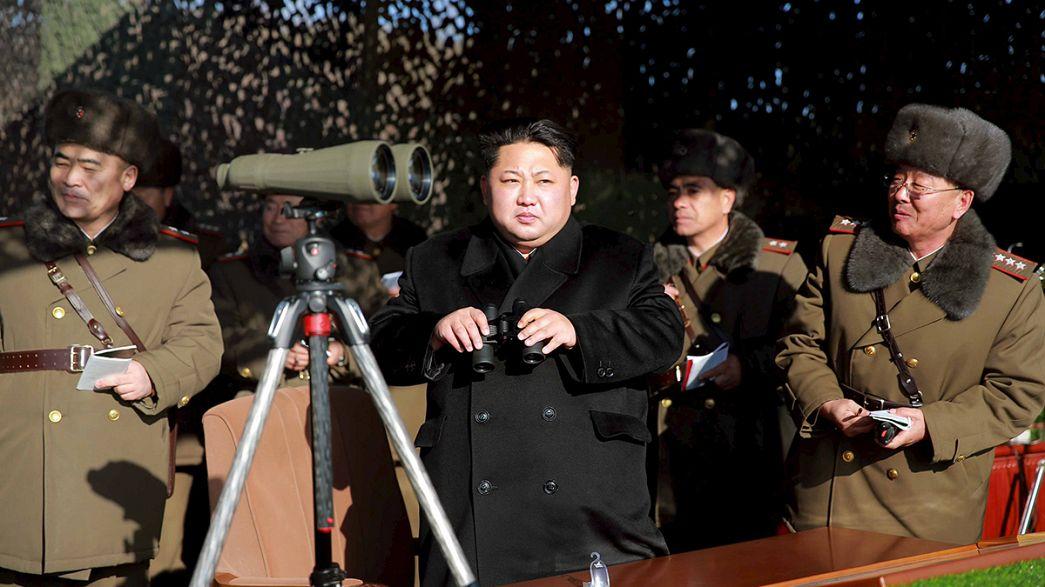 """La Corée du Nord annonce son premier essai """"réussi"""" de bombe hydrogène"""