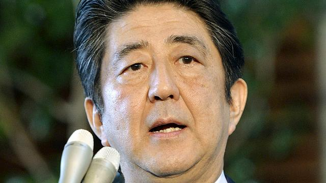 Синдзо Абэ: от КНДР исходит огромная угроза