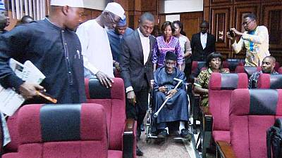 Trafic d'armes : inculpation du chef de l'opposition du Nigeria