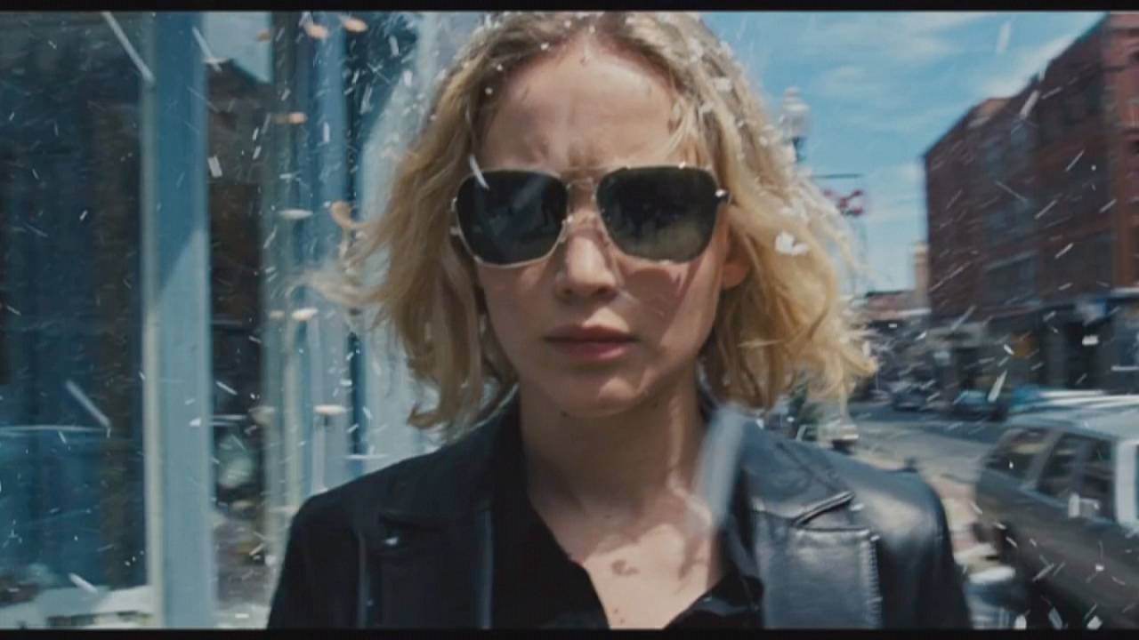 Jennifer Lawrence up for Best Actress in 'Joy'