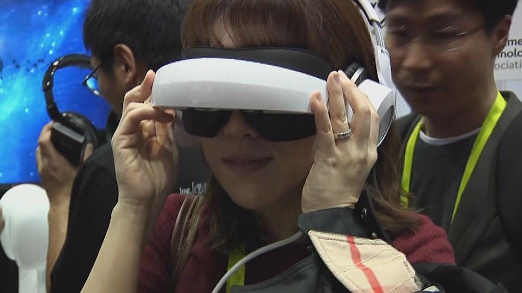 Las Vegas Elektronik Fuarı'nda sanal gerçeğe dönüşüyor