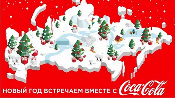 Coca-Cola offends Ukraine and Russia with same post