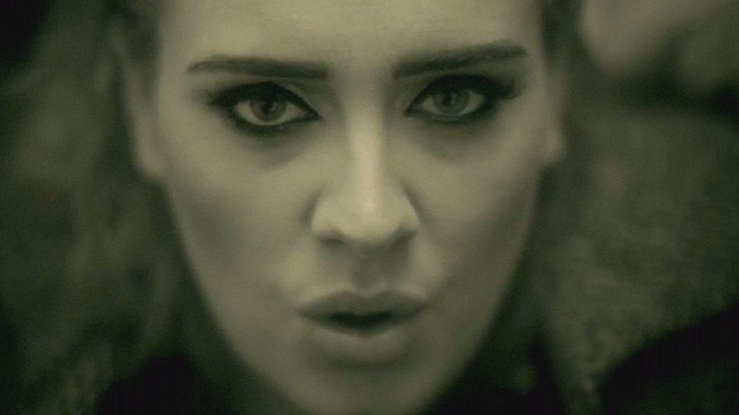 Adele, la reina indiscutible de las listas de ventas