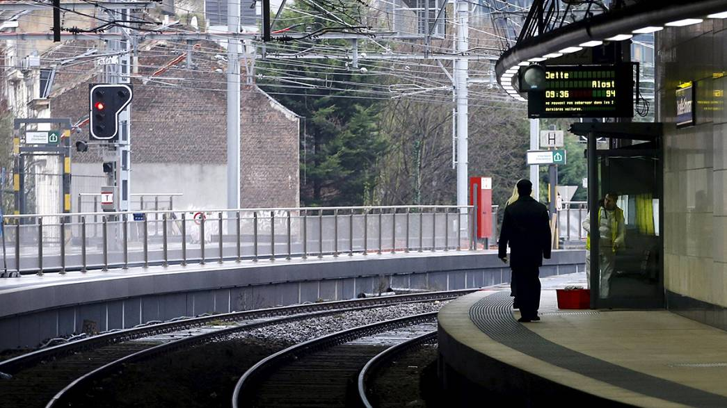 Walloon rail strike halts trains in Belgium and beyond