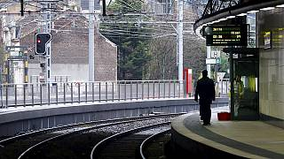 Walloon rail strike halts trains in Belgium and beyond