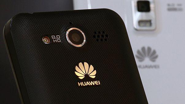 Hasít a Huawei az okostelefon piacon