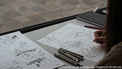 France: international comic festival faces sexism claims and boycott