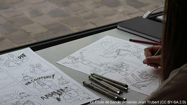 Sexismus bei Comic-Festival in Frankreich?