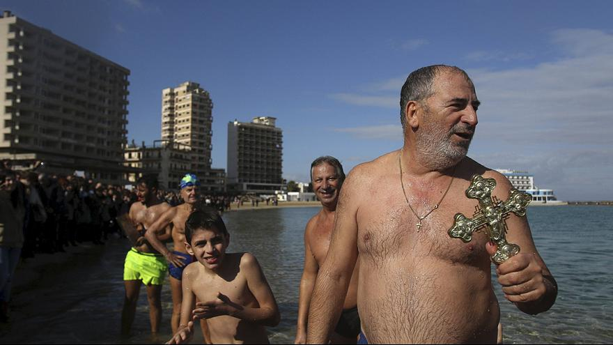Cyprus: Famagusta hosts first Epiphany for 42 years