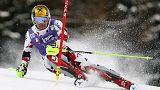 Alp Disiplini Slalom: Hirscher yine zirvede