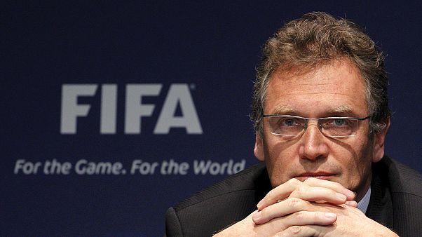 FIFA : la suspension de Jérôme Valcke prolongée