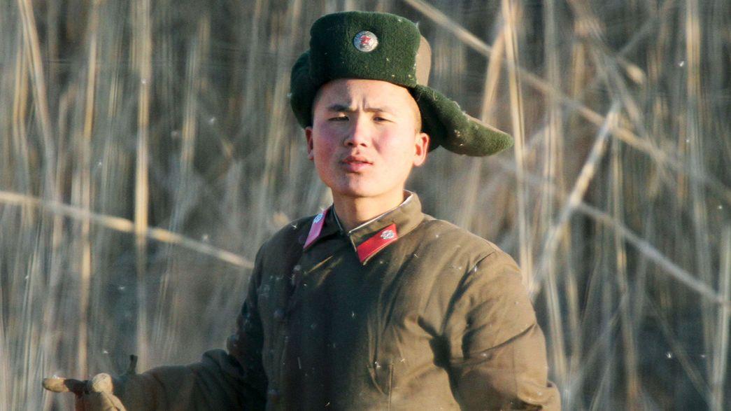Nordkorea: Schritte zur Atommacht