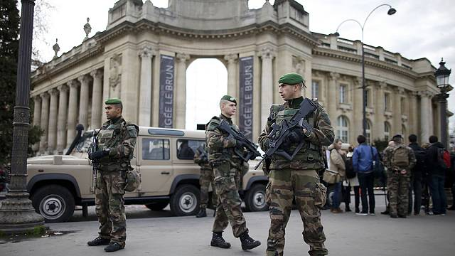 Paris terror attacks directed from Brussels by 'Bouzid' and 'Kayal'