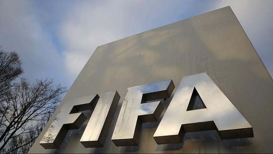 FIFA'da bir başkan daha Amerika yolcusu