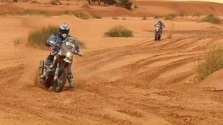 Africa Eco Race: Ullevalseter returns to winning ways in stage eight