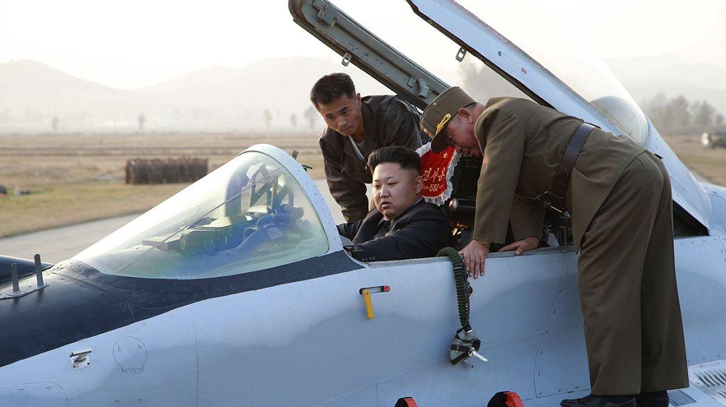 EUA duvidam da bomba de hidrogénio da Coreia do Norte