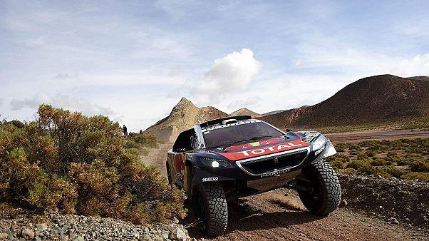 Dakar : triplé pour Peugeot, Barreda pénalisé