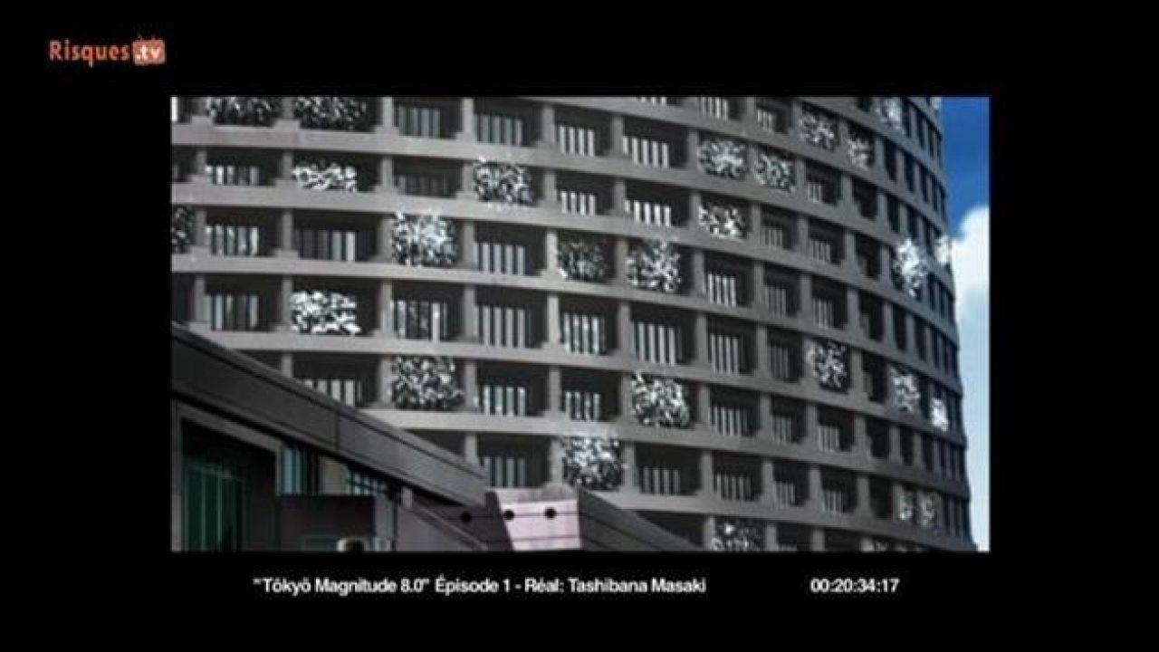 Tokyo magnitude 8