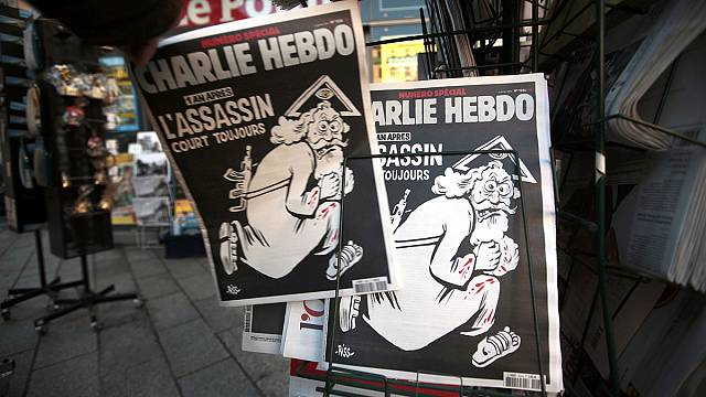 France one year on from Charlie Hebdo shootings
