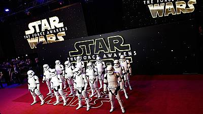 Star Wars set to shatter global box office record
