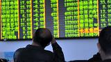 China stock trading suspended again as shares plunge