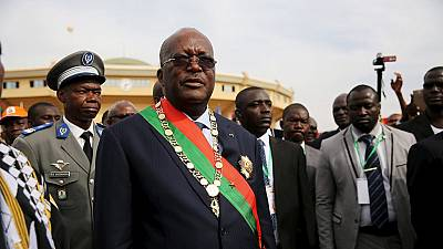 Burkina Faso names new Prime Minister