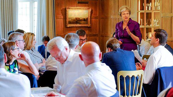 Image: BRITAIN-BREXIT-POLITICS