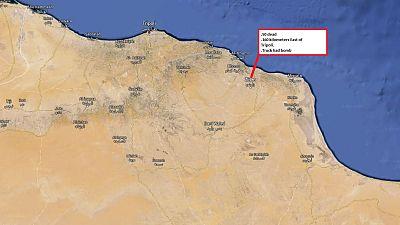 Libya bomb attack leaves 65 dead, scores injured