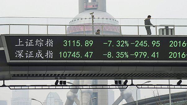 """""""Wenn China eine harte Landung hinlegt, haben wir die Rezession"""""""