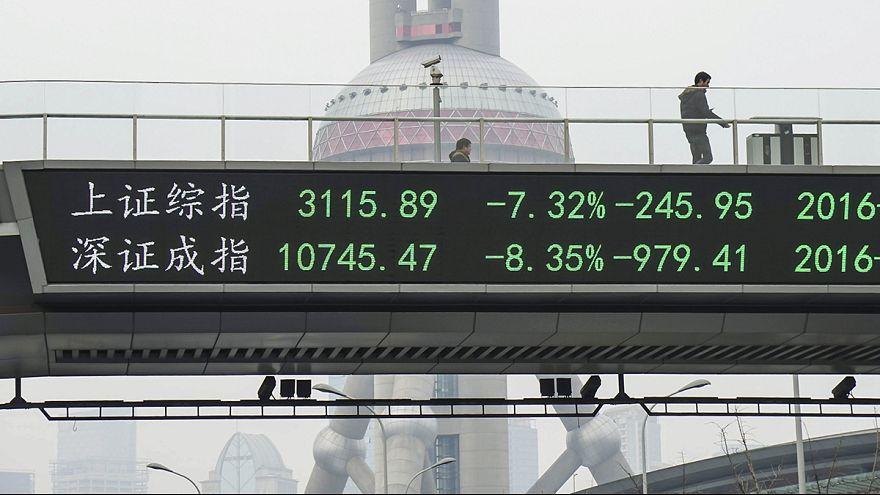 European economies face harsh headwinds from China